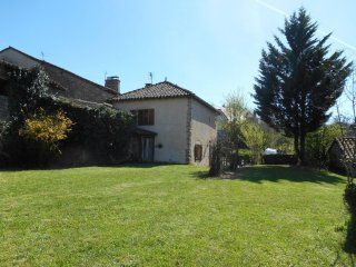 House with 2 rooms in Peyrusse le Roc, with enclosed garden and WiFi - Peyrusse-le-Roc vacation rentals