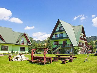 4 bedroom Apartment in Bukowina Czarna Gora, Tatras, Poland : ref 2300218 - Czarna Gora vacation rentals