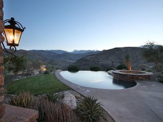 Spectacular Hill Top Compound With Stunning Views next to Ritz Carlton Hotel - Rancho Mirage vacation rentals