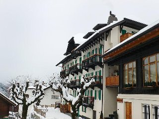 3 bedroom Apartment in Gryon, Alpes Vaudoises, Switzerland : ref 2296366 - Gryon vacation rentals