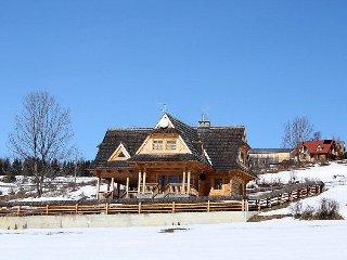 3 bedroom Villa in Bukowina Czarna Gora, Tatras, Poland : ref 2235831 - Czarna Gora vacation rentals