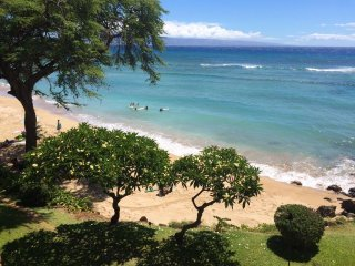 Share Our Oceanfront Second Home in Paradise Steps from the Beach - Napili-Honokowai vacation rentals