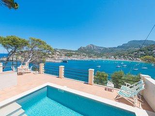CAN BIRI - Villa for 10 people in PORT DE SOLLER - World vacation rentals