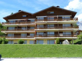 1 bedroom Apartment with Television in Ovronnaz - Ovronnaz vacation rentals