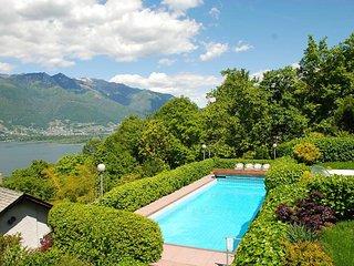 Romantic 1 bedroom Apartment in Vira (Gambarogno) with Internet Access - Vira (Gambarogno) vacation rentals