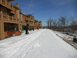 Luxury  Southwind Ski in/out Mountain Townhouse - Seven Springs vacation rentals