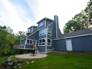Luxury 4 bedroom home in the White Mountain of New Hamphire - Plymouth vacation rentals