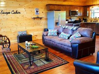Prime Location Rustic Elegant Mountain Cabin - Gatlinburg vacation rentals