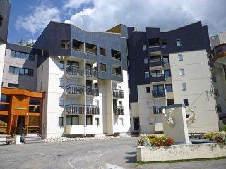 Beautiful Les Menuires Studio rental with Television - Les Menuires vacation rentals