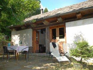 Beautiful Studio with Balcony and Fireplace - Acquarossa vacation rentals