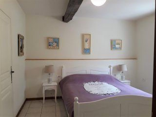 St Victor du Fau - 1 bdr apt with patio on eco-farm - Pamiers vacation rentals