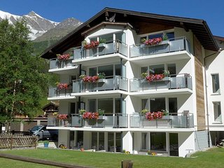 Beautiful Condo with Internet Access and Television - Saas Grund vacation rentals