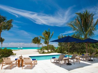 2 bedroom beachfront beach house - Grace Bay vacation rentals