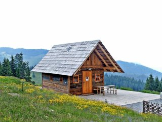 Romantic House with Microwave and Balcony - Hirschegg vacation rentals