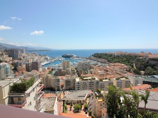 Appartement 3 chambres - Vue panoramique - Monaco - Monaco-Ville vacation rentals