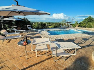 Bright House with Deck and Internet Access - Montefiascone vacation rentals
