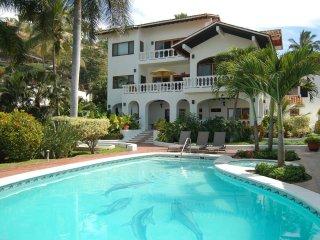 Villa de Roja - Beachfront! - San Pancho - San Pancho vacation rentals