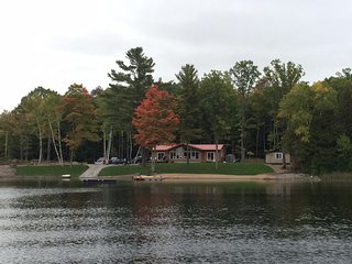 Private Cottages located within a 600 acre Nature Reserve, Private Lake - Havelock vacation rentals
