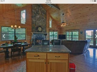 Vacation rentals in Mineral Bluff