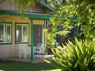 Studio on Lush 10 acre Private Estate - Hawi vacation rentals