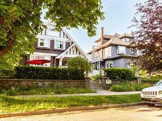 Vacation rentals in Vancouver