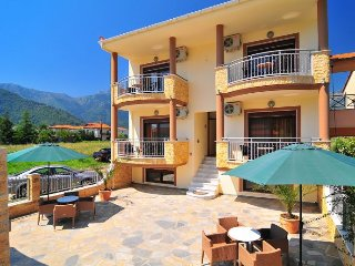Vacation rentals in Thásos