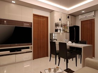 Surabaya Luxury Educity Apartment 2br 1br Princeton Tower