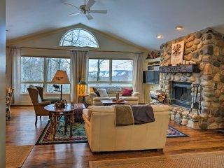 Pleasant Vacation Rentals Cabins In Michigan Flipkey Home Interior And Landscaping Ologienasavecom