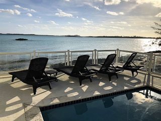 Luxury Beach Front House With Private Pool