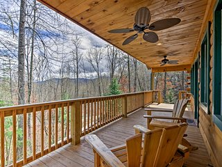 Cabins Vacation Rentals In Great Smoky Mountains National