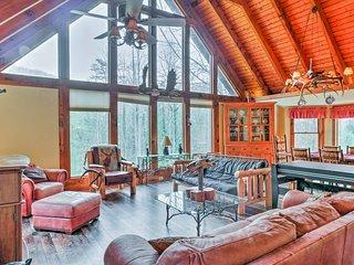 Vacation rentals in Morganton
