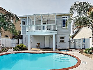 3br 3ba Family Friendly South Padre House Short Walk To Beach And Gulf