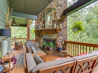 Cabin Rentals & Vacation Rentals in Cherry Log | FlipKey