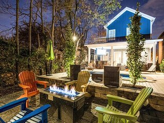 Vacation Rentals & House Rentals with Pool in Nashville