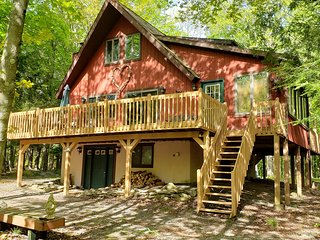 Outstanding Vacation Rentals House Rentals In Pocono Mountains Region Interior Design Ideas Inesswwsoteloinfo